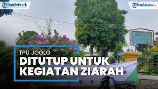 TPU Joglo Jakarta Barat Ditutup untuk Peziarah, Pemakaman Jenazah Covid-19 Masih Diperbolehkan