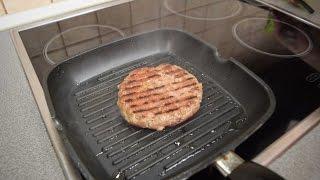 Как приготовить идеальную котлету для бургера