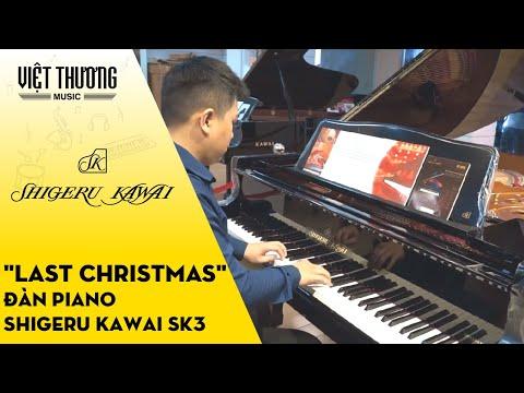 Last Christmas - Shigeru Kawai SK3