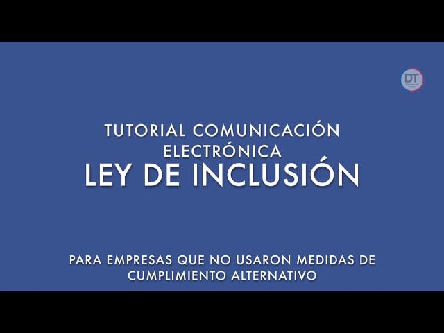 Tutorial Comunicación Electrónica