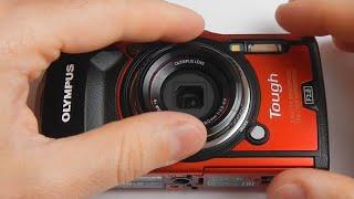 Olympus TG5 TG-5 review 4K video
