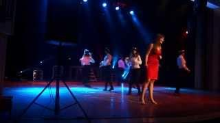Cabaret- Life is a Cabaret- Kristína Štelbaská and Matiční gymnázium