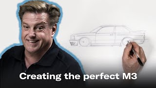 Creating The Perfect BMW M3 | Chip Foose Draws A Car - Ep. 9