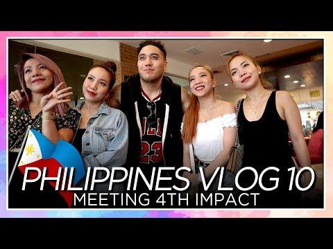 Meeting 4TH IMPACT - PHILIPPINES VLOG 10 [SEASON 2]