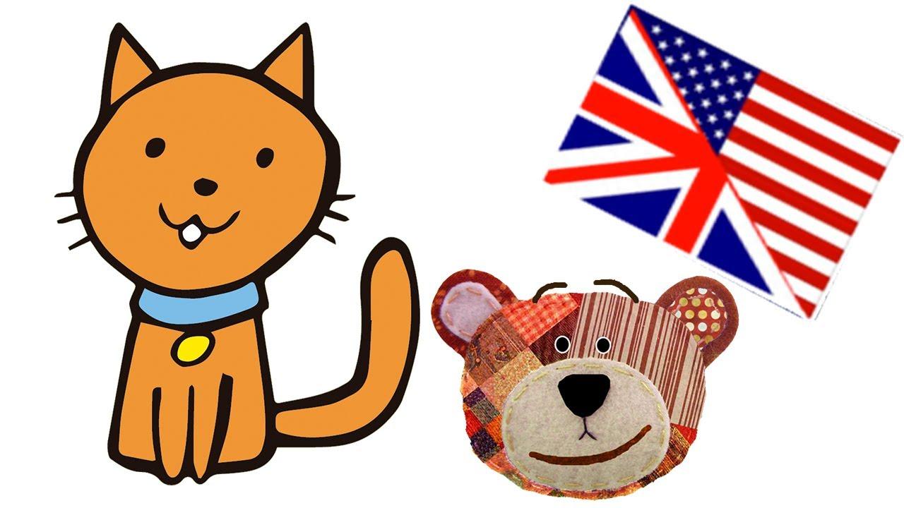 Aprende con Traposo los nombres y sonidos de las mascotas en inglés