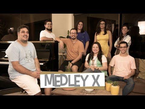 MEDLEY X - O Verbo Virou Gente   Desde O Princípio