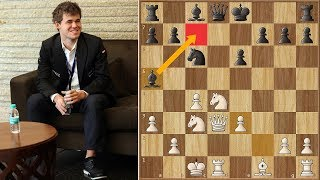 In The Endgame, The Gods Have Placed Carlsen! | Anand vs Carlsen 2013. | Game 5