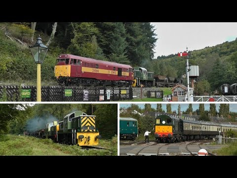 The Dean Forest Diesel Gala 17th September 2017