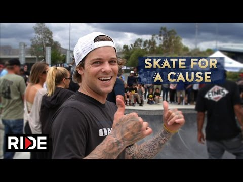 The Sheckler Foundation's 7th Annual Skate for a Cause Event
