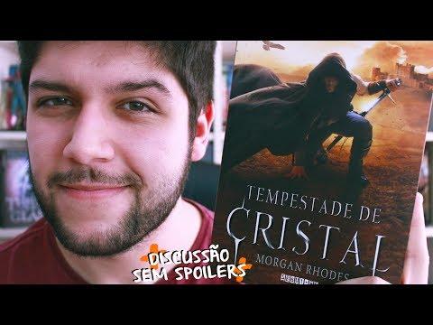 TEMPESTADE DE CRISTAL, Morgan Rhodes (Falling Kingdoms #5)