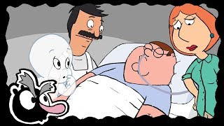 Peter Griffin's Defbed (Feat. Casper the Friendly Ghost)