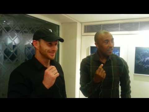 Colin Jackson interviewed by Mark Llewhellin