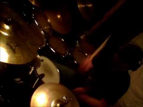 JEALOUS LEECHES Drum Tracking pt.1