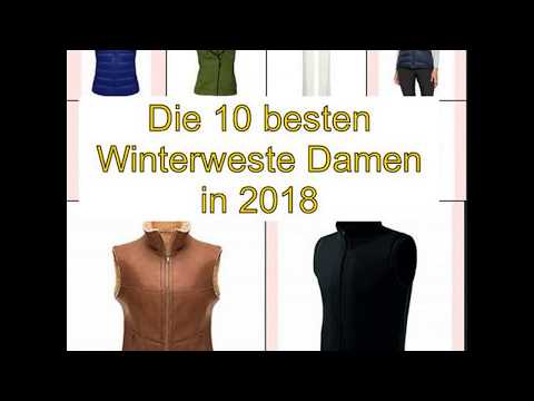 Die 10 besten Winterweste Damen in 2018