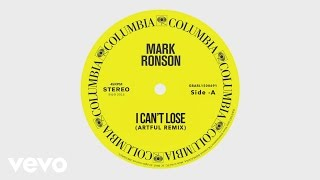 Mark Ronson - I Can't Lose (Artful Remix) [Audio] ft. Keyone Starr