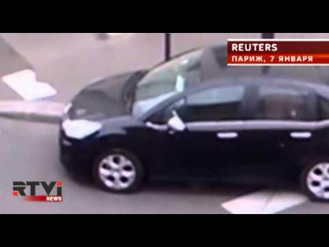 , title : 'Обнародовано новое видео теракта в Париже - нападения на Charlie Hebdo'