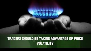NATURAL GAS Volatilité des prix du gaz
