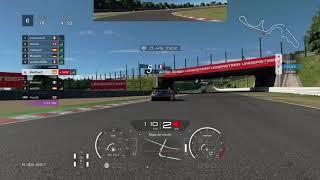 GT Sport Malisima Qualy mejor carrera