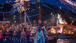 Molly Sanden - Husavik (Live at Oscars)