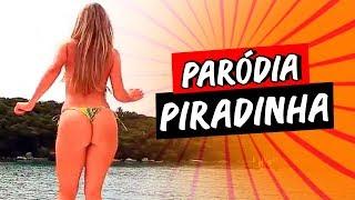 PARÓDIA PIRADINHA - Gabriel Valim    ♫ Pirão com Farinha    Tema de Valdirene #ReiDasParódias