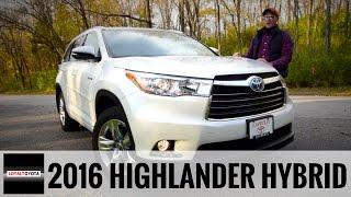 2016 Toyota Highlander Hybrid Limited - LoyalDriven