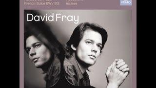 David Fray plays Bach and Boulez