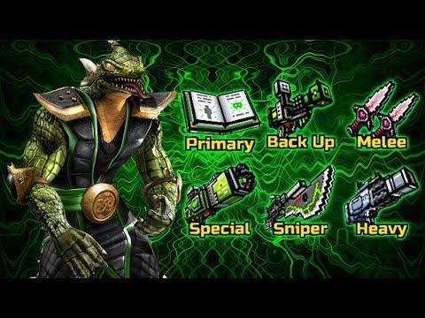Pixel Gun 3D - Poison Weapons Gameplay