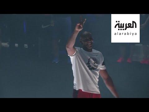 العرب اليوم - شاهد: أرملة لاعب كرة السلة