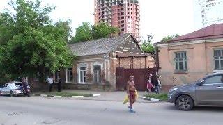 Дом художника Баракки. Или новые бараки?