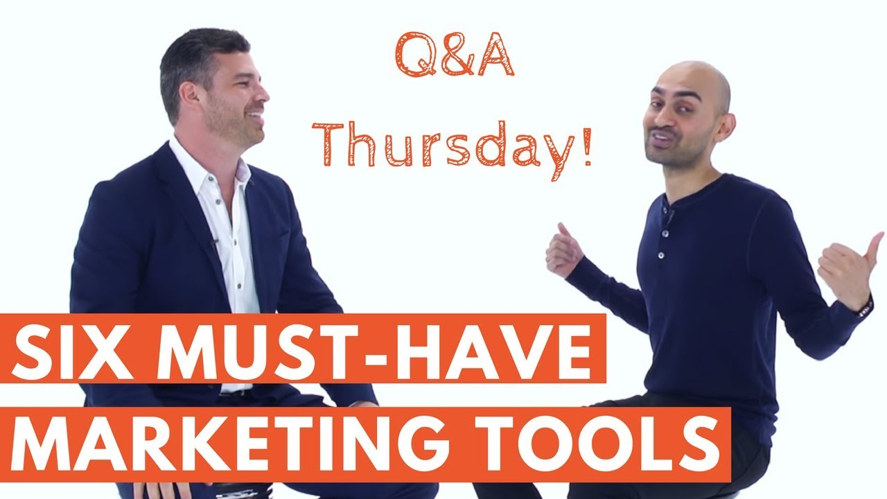 6 BEST Digital Marketing Tools to Grow Your Business Online Screenshot Download