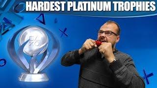 The 7 Hardest Platinum Trophies on PlayStation