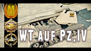 WT Auf Pz.IV #2 Wot Blitz Mastery