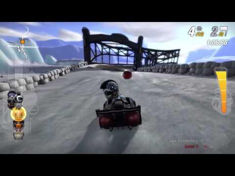 Видео № 1 из игры ModNation Racers (Б/У) [PS3]