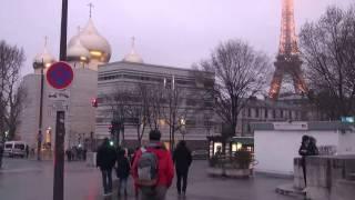 Свято-Троицкий православный собор в Париже!