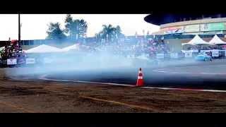 preview picture of video 'Drift Goblue - 2ª Etapa Formula Drift Podium Race (Goiânia-GO)'