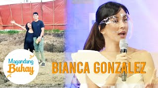 Bianca talks about their house that is still under construction | Magandang Buhay