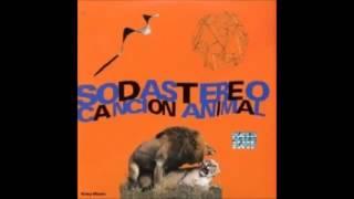 Cancion Animal 1990 Soda Stereo  Album Completo