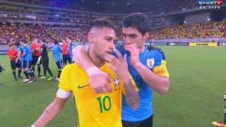 Neymar vs Uruguay (Home) 15-16 HD 720p (25/03/2016)