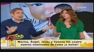 Berok Seone Krudel Chacon en TV