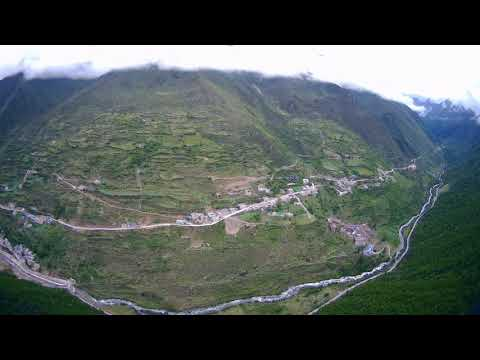 fpv-fixed-wing-cloud-surfing-6250m-altitude-siguniang-mountain