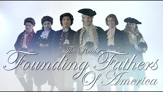 """Steve Gags is Ben Franklin in """"THE REAL FOUNDING FATHERS OF AMERICA"""" TV series by We are T"""
