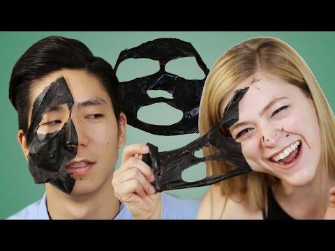 Pamamaga ng mukha mask sa umaga