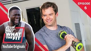 As Seen On TV Fitness with Bill Hader | Kevin Hart: What The Fit Episode 6 | Laugh Out Loud Network