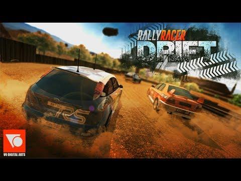 Rally Racer Drift wideo
