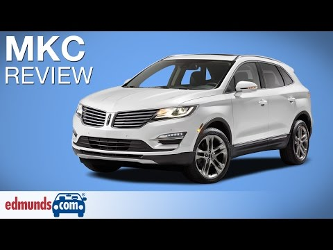 2015 Lincoln MKC Review