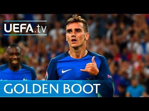 Antoine Griezmann's UEFA EURO 2016 goals: Watch all six strikes