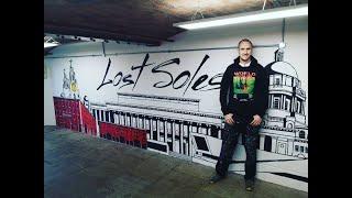 Lost Soles Mural