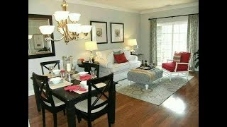 Drawing Room And Dining Room Together 21 Ideas| 2018 | Furniture Design Series - Episode 2