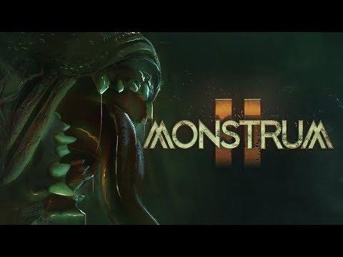 Monstrum II Announcement Teaser de Monstrum II