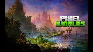Pixel Worlds | Halloween | - The Lore Of Blackwald  | Story Film